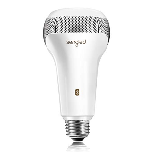 Sengled Solo Smart Bulb with Bluetooth Dual Speakers