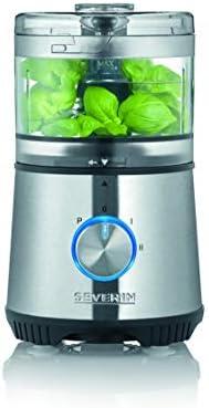 Severin KM 3865 Robot multifunzione 4-in-1, 400 W, Capacità 500 ml, BPA-free, 2 velocità + funzione pulse