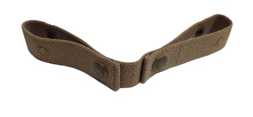 Dapper Snappers Maternity Adjustable Belt for Pregnancy and after - Beige - Dapper Snapper Beige