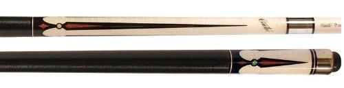Cuetec 13-672 R-360 Inlay Series Maple Cue