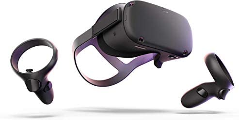 Oculus Quest All-In-One Vr Gaming Headset 128Gb [video game] [video game] [video game] [video game] [video game] [video game] [video game] [video game] [video game] [video game] [video game]