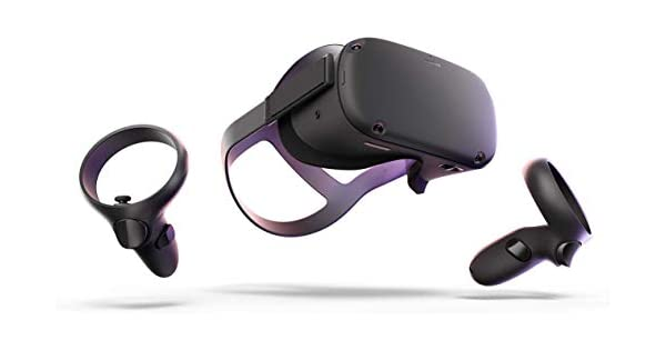 Oculus Quest All-in-one VR - Auriculares para juegos, 128GB ...