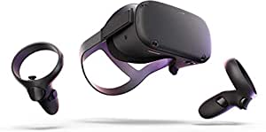 Oculus Quest All-in-one VR Gaming Headset – 64GB (UK Import)