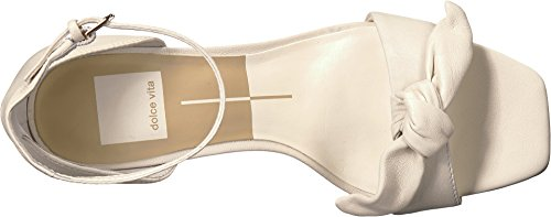 Dolce Sandal Heeled Helana Off Women's Vita Leather white rxRwq6r4