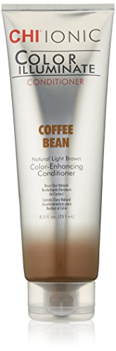 CHI Ionic Illuminate Color Coffee Bean Conditioner , 8.5 Fl Oz
