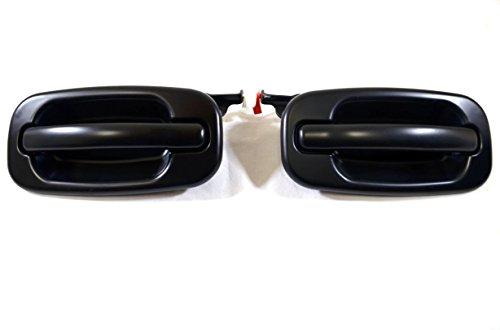 02 tahoe rear door handle smooth - 4