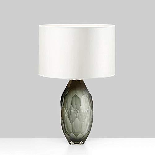 Leohome Lámparas de mesa LED para el dormitorio nórdico ...