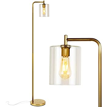 Brightech Jacob Led Reading And Floor Lamp For Living