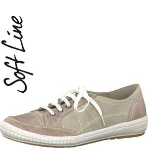 Softline , Chaussures de ville à lacets pour femme