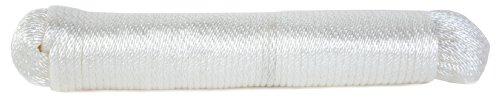 Koch 5221426 Solid Braid Nylon rope, 7/16 by 100 Feet, White by Koch Industries