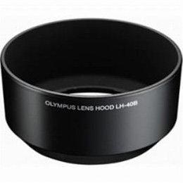 【まとめ 2セット】 OLYMPUS レンズフード LH-40B(BLK) LH40BBLK   B07KNTK2SF