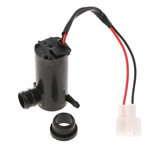 B Blesiya DC12V Windshield Washer Pump: