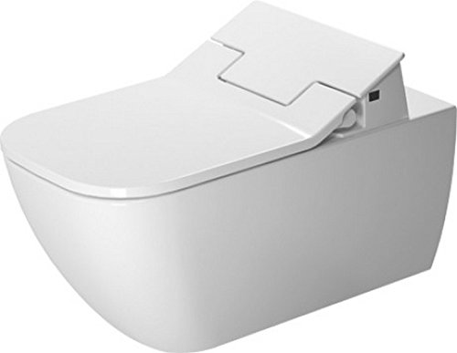 Duravit 2550590092 Toilet Wall Mounted 620Mm Happy D.2 White, Washdown, Rimless, Us Toilet Wall Mounted 620Mm Happy D.2 Washdown, Rimless, Us