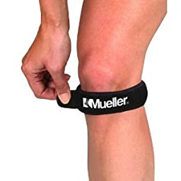 Brand New Mueller Jumper Knee Strap (Black)
