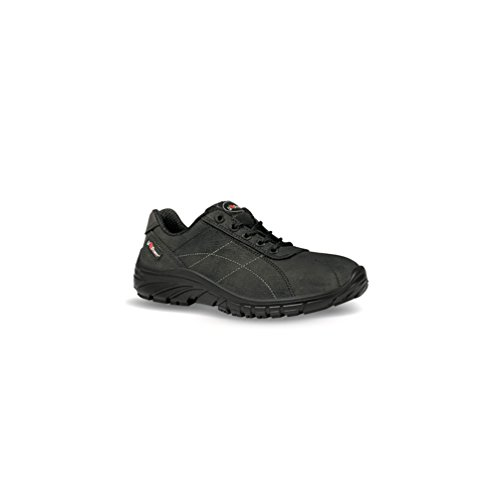 U Power basse Power Noir GRIP 02 coque U de Chaussure SRC FO PROFESSIONAL TONIC sécurité sans 16FdqO