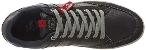 Baskets Noir oliver 13636 S Les Hommes 21 98 peigne n7qw6WRYXO