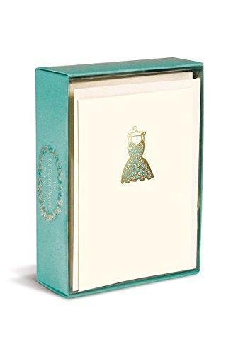Graphique Sun Dress La Petite Presse Notecards, 10