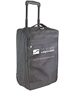 a951e30d33 TSE Wheely Cabin Bag - Meets Airline Restrictions - Takes Ski Boots and  Helmet