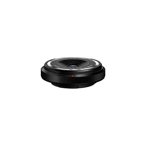 OLYMPUS フィッシュアイボディーキャップレンズ ブラック BCL-0980BLK BCL0980BLK AV デジモノ カメラ デジタルカメラ 三脚 周辺グッズ 14067381 [並行輸入品]   B07K35K7P2