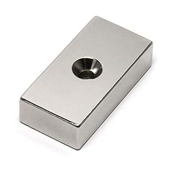 Amazon.com: CMS Magnetics Bar Imán de neodimio 2