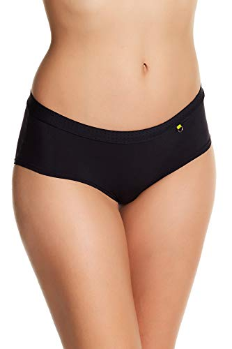 Elle Macpherson Body The Body Microfiber Hiphugger Panty (HIP1001) XL/Black