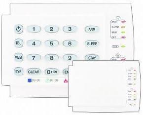 Paradox - Teclado con indicadores LED, 10 zonas diferenciadas ...