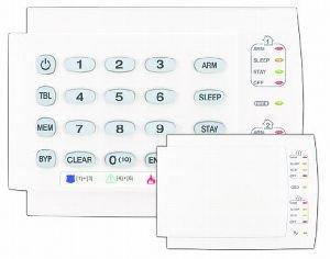 Paradox - Teclado con indicadores LED, 10 zonas ...