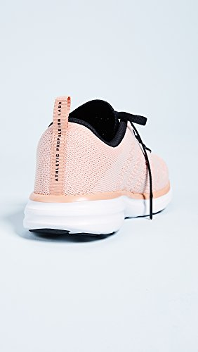 Apl: Atletisk Framdrivnings Labs Womens Techloom Pro Sneakers Rodna / Svart / Vit