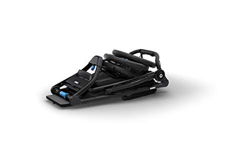 Thule Urban Glide 2 10101923 Stroller, Black/Black Frame