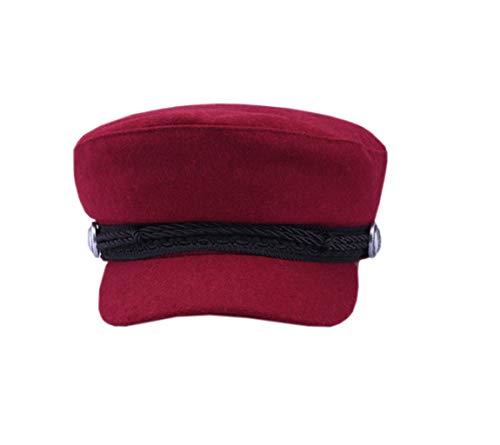 unica rosso Cappellino taglia bordeaux Acvip donna 5zxXCwfqn