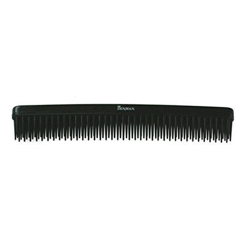 Denman Professional Three Row Mousse, d12 BLACK C-1226