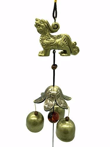 Feng Shui Pi Yao/Pi Xiu Wind Chime Hanging for Wealth ()