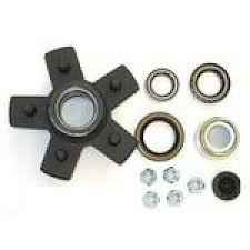 Trailer HUB Idler KIT for 3,500 LB AXLE 5-Lug by NUERA TRAILER PARTS