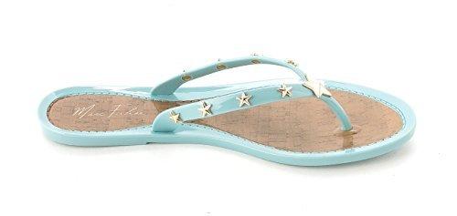 Marc Fisher - Sandalias de vestir para mujer azul claro