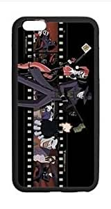 Custom Design - Joker and Harley Quinn Phone Case Cover For Iphone 6 Plus (WCA Designed)