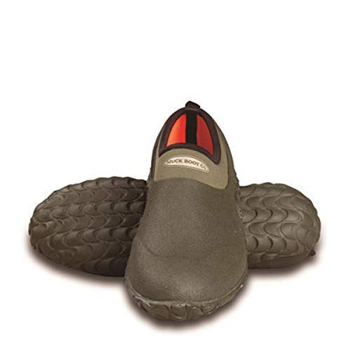 The Original MuckBoots Unisex Edgewater Camp Shoe,Moss ,5 M US Mens/6 M US Womens