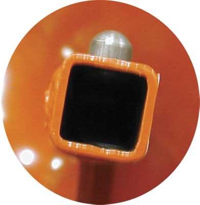 Pengo Auger Auger 8''X36'', 1-1/4'' Square Hub #101544 by Pengo Auger