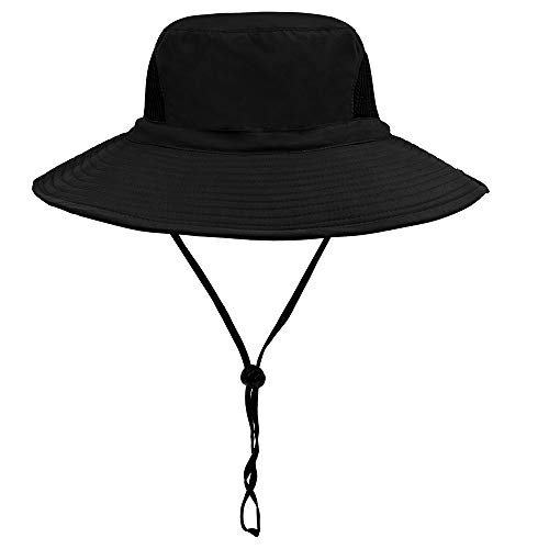 9ceffa4cd7664 SUN CUBE Premium Boonie Hat with Wide Brim
