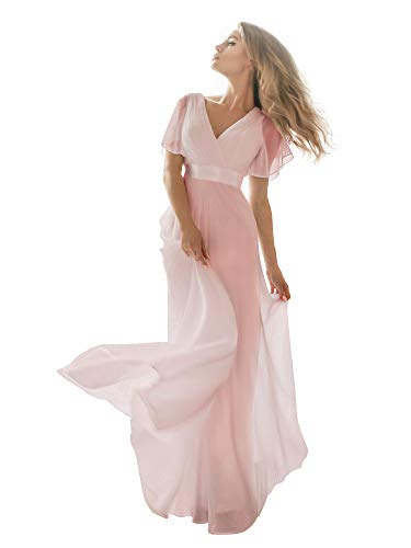 Ever-Pretty Casual Dresses with Sleeves for Ladies 12US -