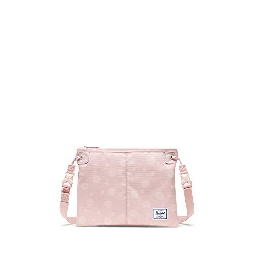 Herschel Alder Cross Body Bag, Polka Cameo Rose, One Size