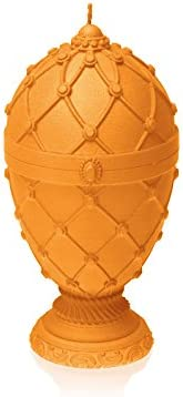 Faberge Egg Candle-Brown Small Candellana Candles Candellana