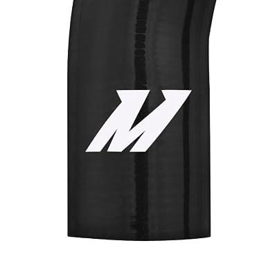 Mishimoto MMHOSE-F2D-01BK Silicone Radiator Hose Kit Fits Ford 7.3 Powerstroke 2001-2003 Black: Automotive