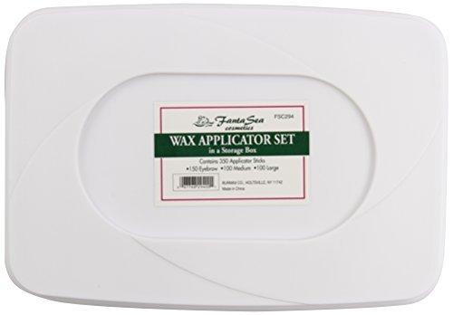 FantaSea 350 piece Wax Applicator Kit by FantaSea