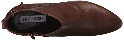 Steve Madden Jaydun Stiefel Cognac Leather