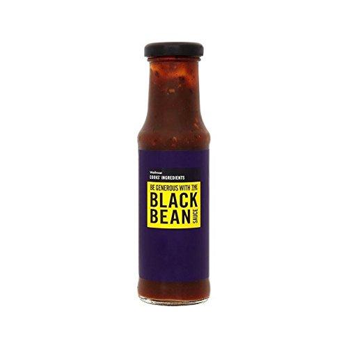 Köche Zutaten Sauce Aus Schwarzen Bohnen 220G Waitrose - Packung mit 2