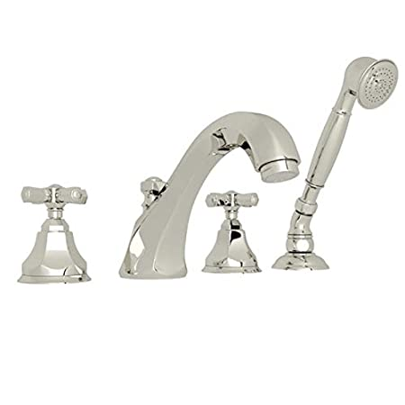 ROHL A1904XMTCB TUB FILLERS Tuscan Brass