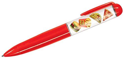 iscream Fun Floaties Snack Shack Ball Point Pen