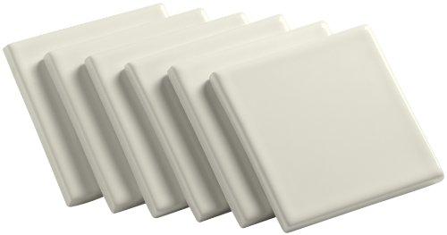 Kohler K-14200-96 Solid-Color Field Tile, 4-1/4