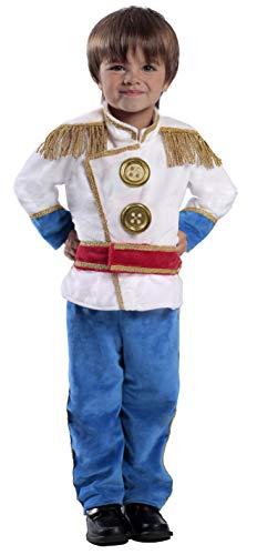 Princess Paradise Kids Prince Ethan Costume, 18m/2 Tall