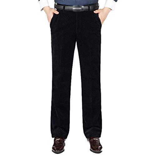 Pantaloni Uomini Lunghi Degli Grau All'aperto Durevoli Moda Stretch Casual Comodi Caldi Giovane p8Zxnqd6w